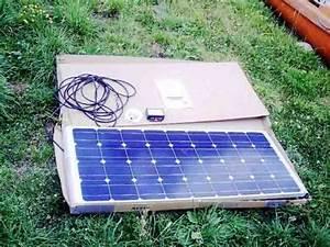 Panneau Solaire Camping Car Quelle Puissance : vente kit panneau solaire camping car 120watts neuf auray 56400 ~ Medecine-chirurgie-esthetiques.com Avis de Voitures