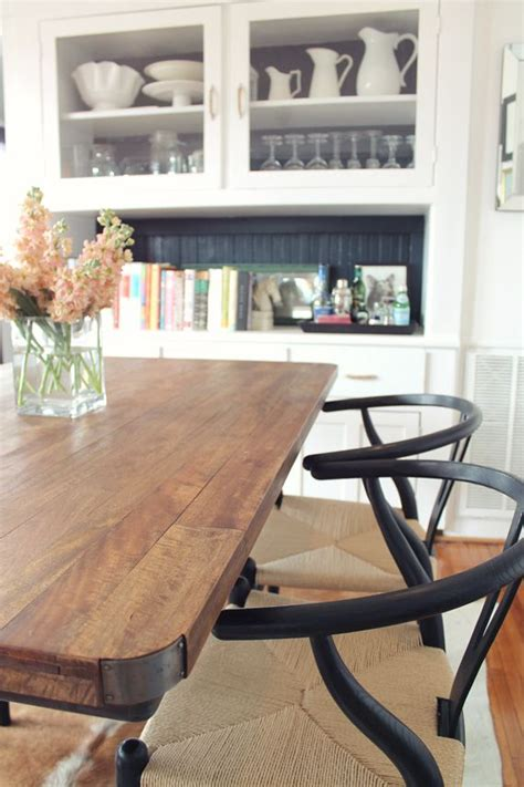 wishbone chairs for the home