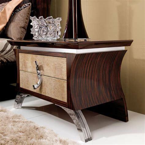 le de chevet luxe meubles contemporains meubles sur mesure hifigeny