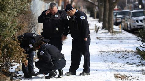The act of shooting bullets from guns or other weapons: More than 200 shooting victims in Chicago, 3 weeks into new year - Chicago Tribune