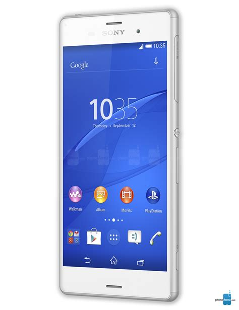 sony xperia phone sony xperia z3 характеристики