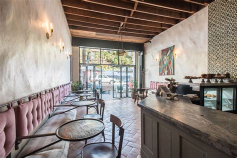 Lunch, dinner, groceries, office supplies, or anything else: Bardonna Goes Continental Casual in Silver Lake - Eater LA