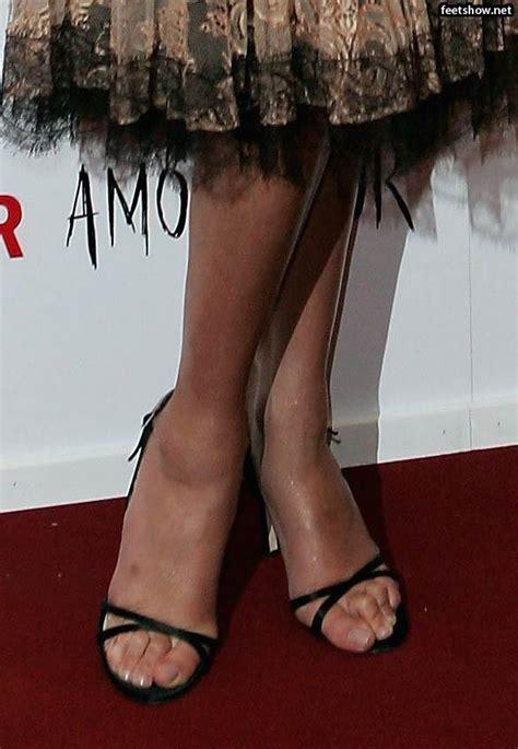 Teri Hatchers Feet