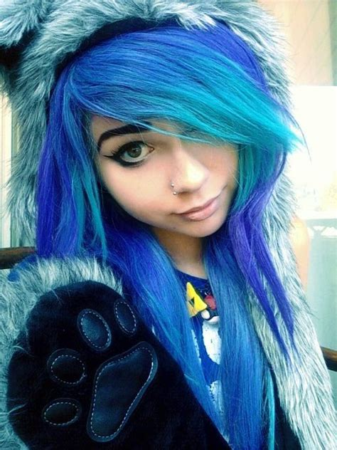9 Best Images About ️emo Hair ️ On Pinterest Black Love