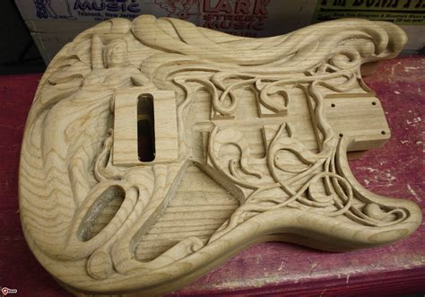 carved body guitar gbasecom lark street carved bodies