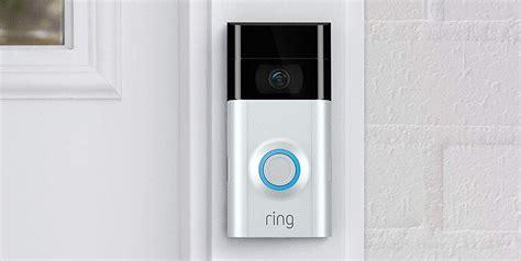 camera doorbell security cameras smart doorbells