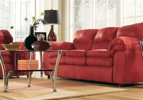 red sectional sofa ashley furniture ashley furniture collection red sofa come and take a