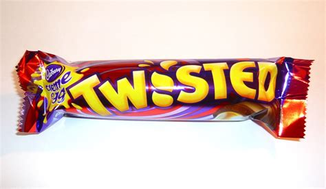 Twisted is one of those words that could be used as a slang term. PSA - Cadbury's Twisted « Singletrack Forum