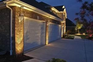 outdoor garage light smalltowndjscom With outdoor lighting ideas for garages