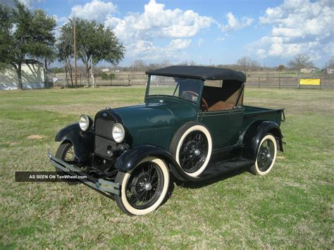 1928 Ford Model A by Model A Ford 1928