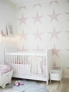 Tapeten Für Mädchenzimmer : babyzimmer tapeten schaffen eine fr hliche stimmumg im raum ~ Sanjose-hotels-ca.com Haus und Dekorationen