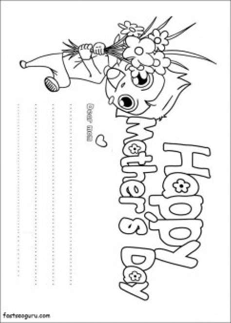 printable boy holding flower  mom happy mothers day coloring page printable coloring pages
