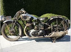 1932 Sarolea 32R Classic Motorcycle Pictures