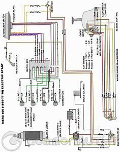 Mercury Superamerica 4 Cil  U0026 39 88  Impianto Elettrico E