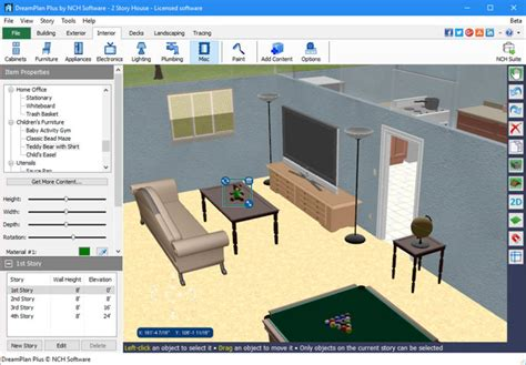 Stanley Home Design Software Free by Drelan Home Design Software