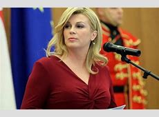 The Croatian President Arrives on an Official Visit to