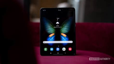 samsung galaxy fold on amazing and equally concerning the nokia