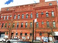Factory Building in New York City