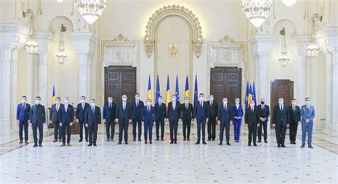 Romania's center-right Government of PM Florin Citu takes ...