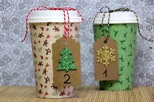 Adventskalender To Go Basteln : adventskalender basteln aus coffee to go bechern joinmygift blog ~ Orissabook.com Haus und Dekorationen