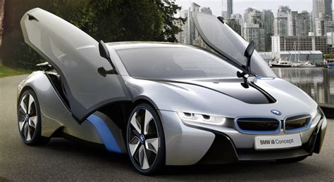New Bmw I8  New Car Price, Specification, Review, Images