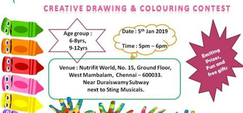 drawing competitions page  kids contests