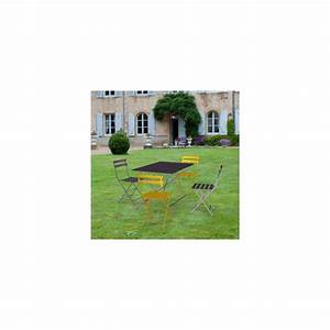 best salon de jardin bistro fermob photos awesome With chaise de jardin fermob
