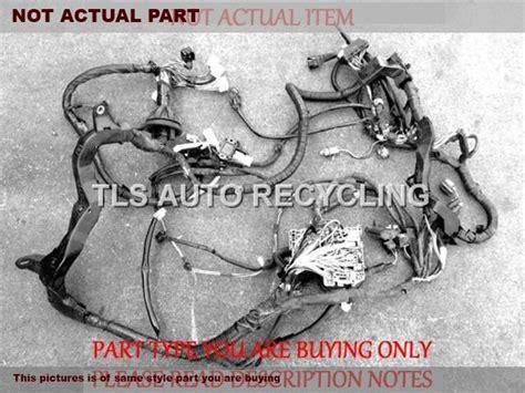 Toyota Runner Engine Wire Harness