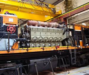 Prime Mover  Locomotive