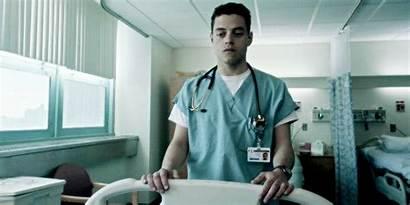 Doctor Rami Malek Robot Male Nurses Parents