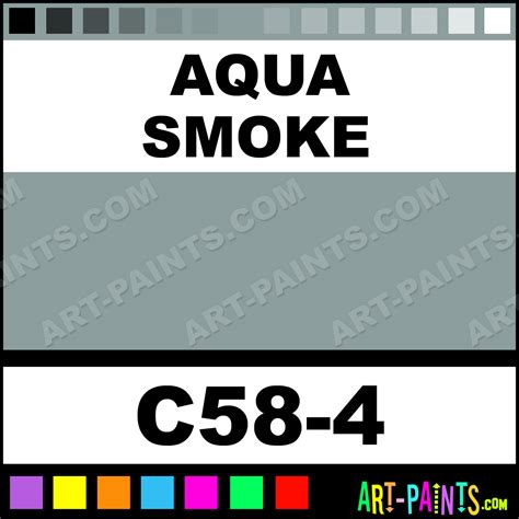 aqua smoke interior exterior enamel paints c58 4 aqua