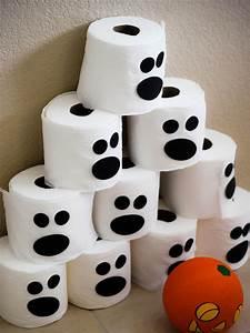 Bricolage A Faire Avec Des Petit : chamboul 39 tout d 39 halloween avec des rouleaux de papier ~ Melissatoandfro.com Idées de Décoration