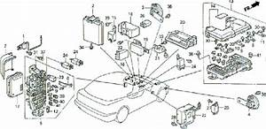 Fuel Pump Fuse Location 1992 Acura Legend  Solved