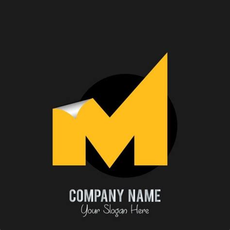 was fressen mäuse am liebsten m logo with background template for free on pngtree
