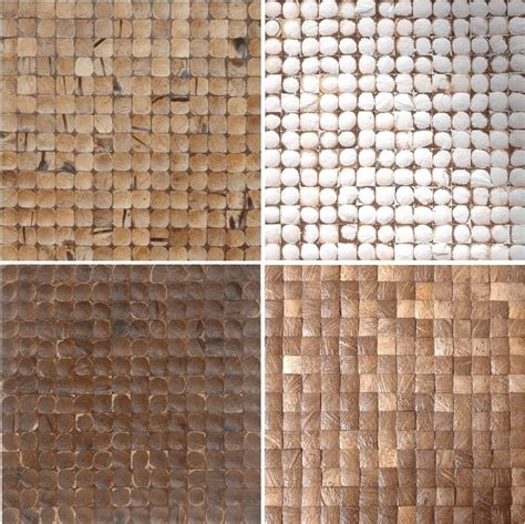 Sustainable Bathroom Flooring by Options For Sustainable Coconut Tile Sustainables