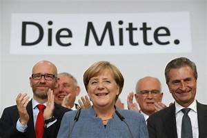 Angela Merkel Wins Mandate For 4th Term Despite Diluted ...