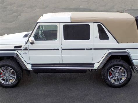 Having set the standards for luxury automobiles for almost a century, mercedes never rest on their laurels and continue to produce. Mercedes-Benz Maybach G 650 Landaulet (2018) kaufen - Classic Trader