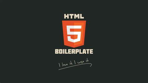 html boilerplate responsive web design