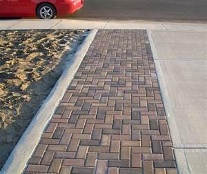 Herringbone, Brick, Pattern, Brick, Sidewalk, Patterns, Brick, Paver, Patterns, Walkways, Design, Trends