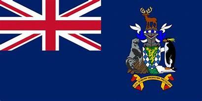 Sandwich South Islands Wikipedia Georgia Flag Svg