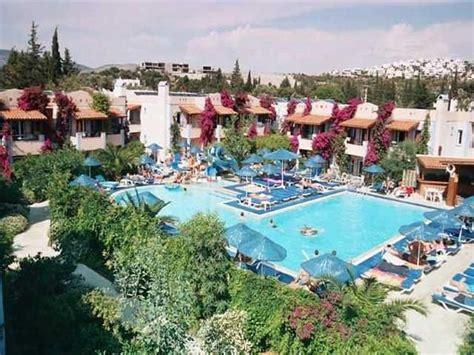 Summer Garden Apartments, Bitez, Bodrum Region, Turkey