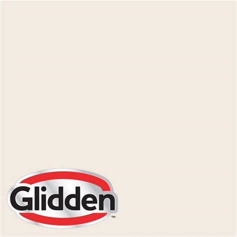 glidden premium 8 oz hdgwn03 antique white eggshell