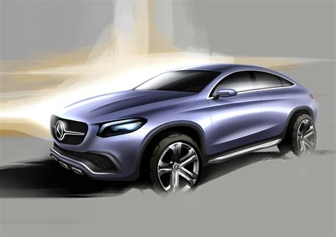 Meet The Mercedes Benz Concept Coup Suv Mbworld