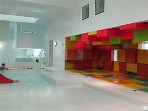Piscine Le Havre : piscine les bains des docks milk ~ Nature-et-papiers.com Idées de Décoration