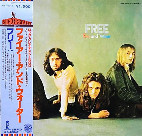 Oct 29, 2007 06:53 am oct 29, 2007 06:53 am. Free - Fire And Water (1978, Vinyl)   Discogs