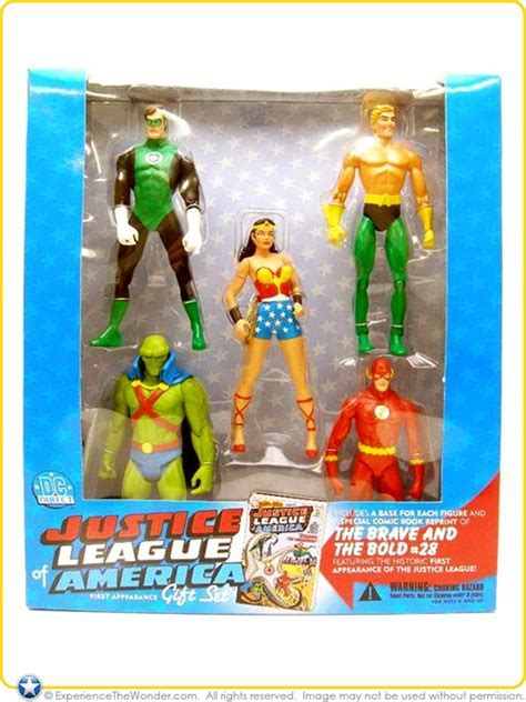 DC Direct Justice League of America (JLA): First