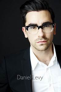 Daniel Levy. So handsome. A cross between Eugene Levy (his ...