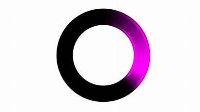 Circle Loading Animated Animation Load Gradient Please