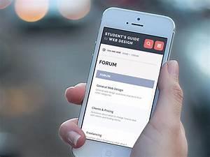 Iphone Version By Janna Hagan  U26a1 Ufe0f On Dribbble
