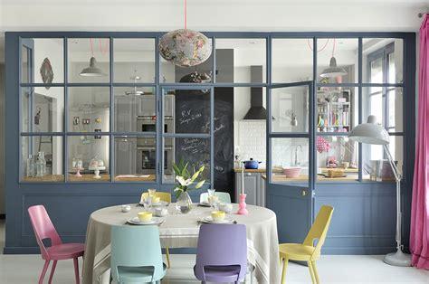 Cucina Con Vetrata dividere soggiorno e cucina con una vetrata casafacile